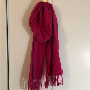 CHARMING CHARLIE pink scarf